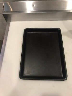 """4 9"""" x 12""""grandma pizza pans - barely used"""