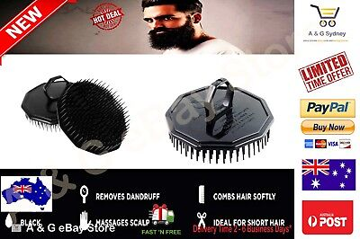 Brush Hair Brush Scalp Massager with Handle for Hair Growth in the Shower Scalp