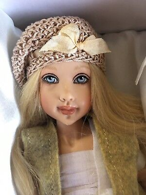 """Zoe Shabby Chic Helen Kish — Beautiful Doll-Sold Out — NRFB- BJD Resin 11"""" LE 75"""