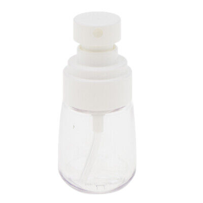 1pc Empty Refillable Perfume Liquid Atomizer Spray Plastic Bottle Container