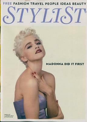 Madonna The Stylist August 2018 Uk New Exclusive 1 Day Uk Magazine