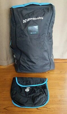 UPPAbaby VISTA Travel Bag with TravelSafe in Very Good Condition