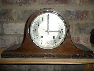 Enfield/Smith Mantle Clock (Vintage/Antique/ Retro/Old Fashioned) *SOLD AS SEEN*