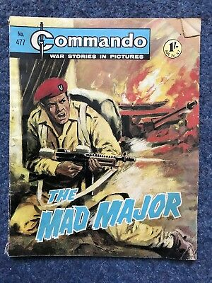 Commando comic No. 477