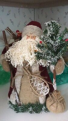 Avon St Nicholas Light Up Centrepiece Brand New 16 Inches Tall