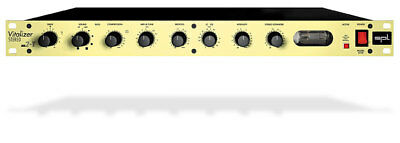 SPL Stereo Vitalizer MK2-T Dual-Channel Tube EQ for Recording, Mixing, Mastering