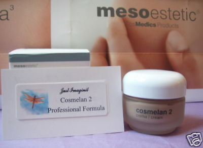 Mesoestetic COSMELAN 2  STRONG  (like original formula)  AUTHORIZED SELLER