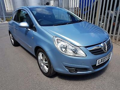 2007 Vauxhall Corsa 1.4i AUTO Design ONLY 36K MOT HISTORY IMMACULATE
