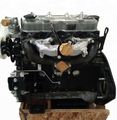 ISUZU C240 Diesel COMPLETE ASSEMBLED ENGINE NEW 0 MILES