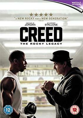 Creed  with Sylvester Stallone New (DVD  2016)