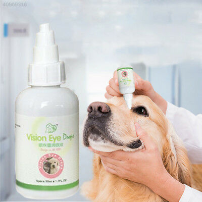 39E3 Water Dogs Antibacterial HS6 Anti-Inflammatory Drop Liquid Eye Pet