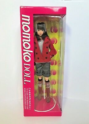 "Petworks Sekiguchi Momoko ""Slow Smile Trad Apple Version"" Doll New in Box"