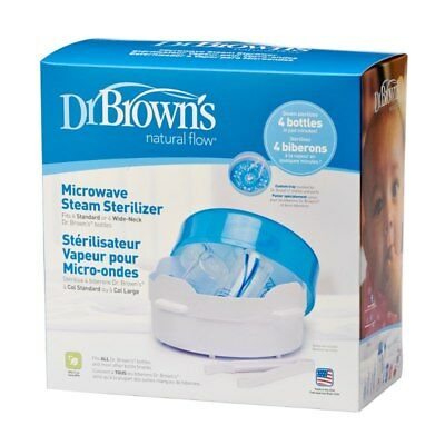 Dr Brown's Microwave Baby Bottle Steriliser