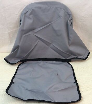 MACLAREN VOLO Pram Hood Canopy Accessory Pebble Grey A331 Replacement