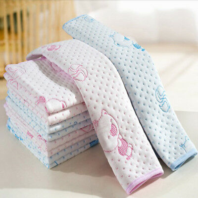 Newborn Cover Pad Baby Infant Soft Waterproof Urine Mat Changing Cotton Blends