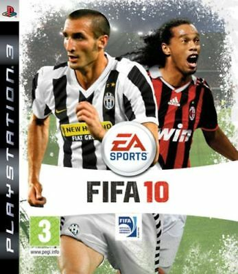 Fifa 10 Ps3 Sony Playstation 3 Nuovo Sigillato  Let's Fifa 10