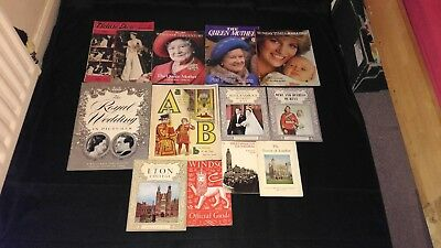 Vintage Royal Family Magazine's and Similar  Joblot/Bundle/Collection x 12