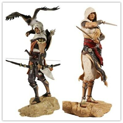 Assassins Creed Altair The legendary UBISOFT Byeke  Action Figuren PVC Figur