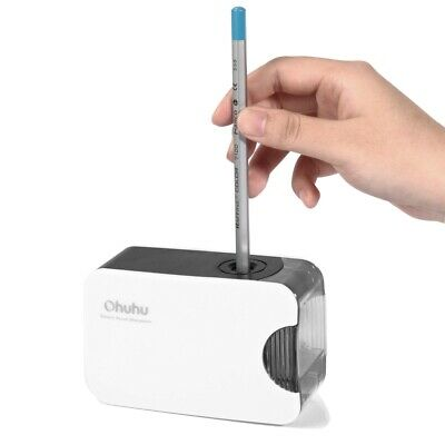 Ohuhu Elektrisch Stift Bleistift Anspitzer Electric Pencil Sharpener USB