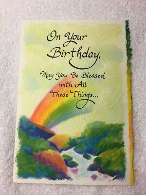 Blue Mountain Arts Greeting Card Birthday Blessed With All These