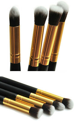 4pcs Pro Eyeshadow Blending Pencil Eye Brushes Set Makeup Tool Cosmetic Hottest