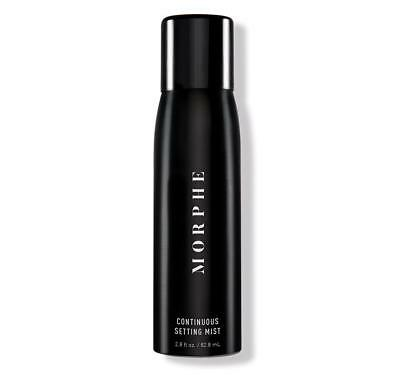 Morphe Continuous Setting Mist Spray Micro Fine Radiant Mist Fast Delivery
