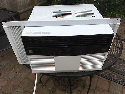 KENMORE 8,000 BTU air conditioner used but good condition