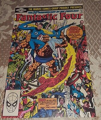 Fantastic Four #236 Marvel Comics Very Fine Condition
