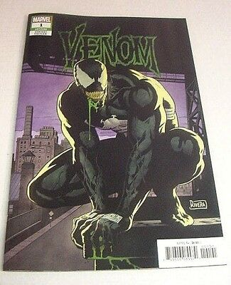 Venom #1 Paolo Rivera Variant 1:25 Marvel Comics 2018 $3 Flat Rate Shipping!
