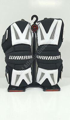 Warrior New MPG 10 Large Lacrosse Arm Pad MAP10 Black//Silver