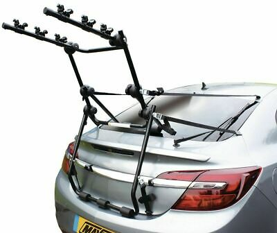 Maypole High Mount 3 Bike Rack / Cycle Carrier Universal Rear Fit