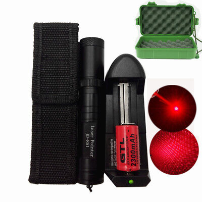 1mW RED LASER LAZER POINTER PEN BOXED HIGH POWER PROFESSIONAL 650nm UK