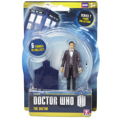 """Brand New Dr Who Series 7 The Doctor Action Figure 3.75"""" Ages 5 Years+"""