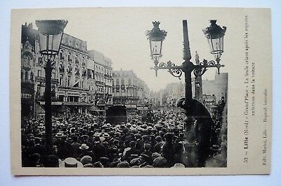 CPA - LILLE ( Nord ) Grand'Place