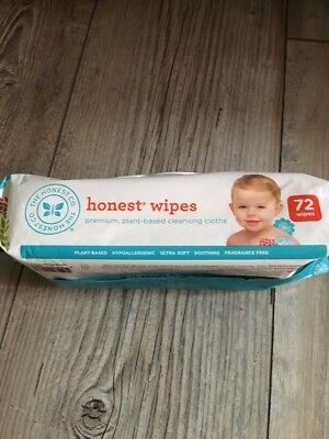 The Honest Company Honest Wipes Baby - 72 Wipes