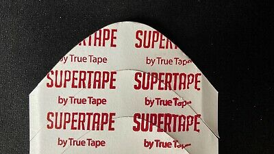 Most Curved Tape SuperTape Adhesive Strips for Lace/Poly Wigs /Toupee - V Strong