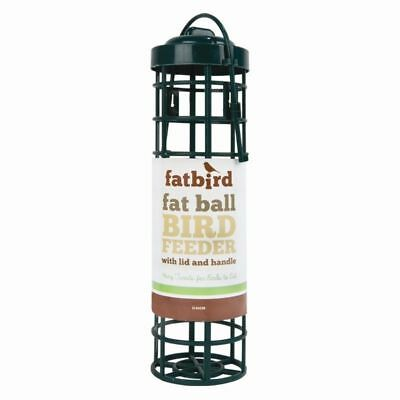 Raditional Bird Feeding Station Black Metal Garden Wild Birds Care