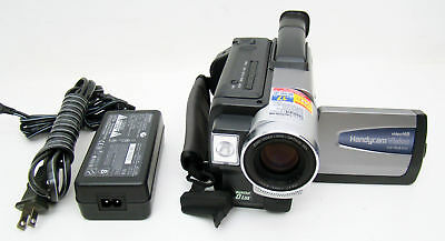 Sony Handycam CCD-TRV58 Hi8 8mm Camcorder Video Camera Working!!