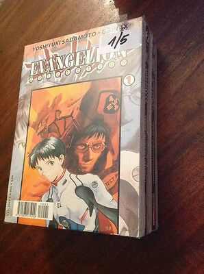 EVANGELION COLLECTION 1/5 - Planet Manga