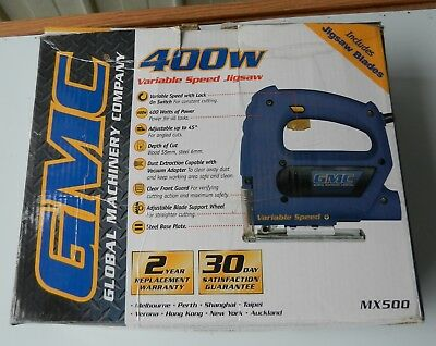 GMC jigsaw hand held electric variable speed reciprocal saw