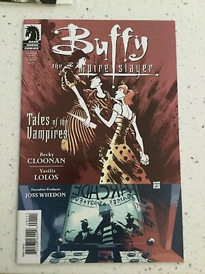 Tales of the Vampires,  Buffy the Vampire Slayer, Near Mint, Dark Horse