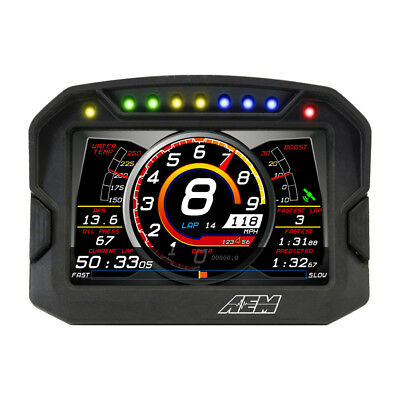 30-5601 Aem Cd-5L Carbon Digital Racing Dash Display/logger Kit