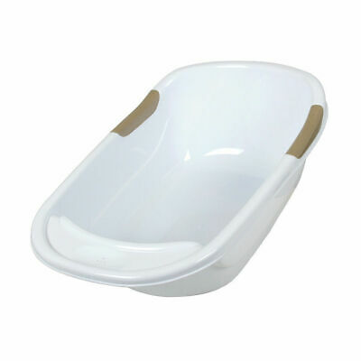 Childcare Bath Tub and Baby Bath Support White