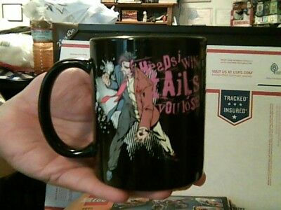 "DC Comics Coffee Mug""Heads I Win Tails You Lose""(4""Tall)Two-Face(Batman enemy)"