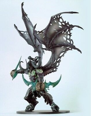 World of Warcraft Deluxe Action Figur Demon Hunter:Illidan Stormrage Neu Figuren