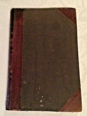 ANTIQUE BOOK, A Treatise On The Westinghouse Air Brake Engineer CIRCA.1900