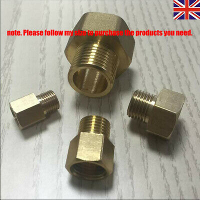 Brass BSP Taper thread Male to Female Extension Adapters Bush,Reducing Sockets