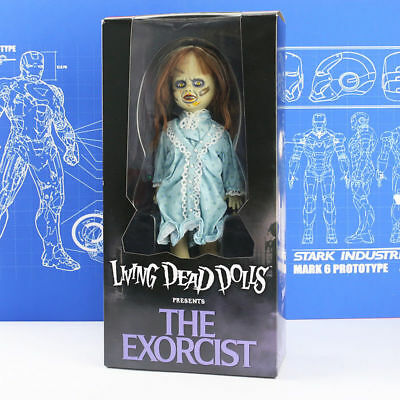 """10"""" Living Dead Dolls Presents The Exorcist Collection Action Figure Doll Toy"""