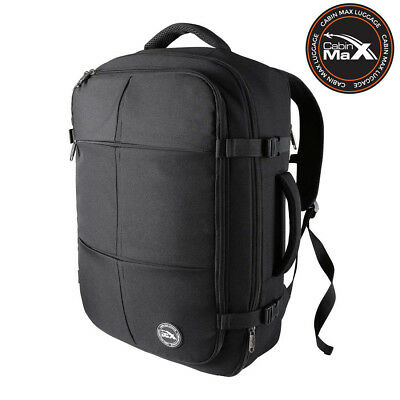 Cabin Max Uppsala Expandable Hand Luggage Backpack.