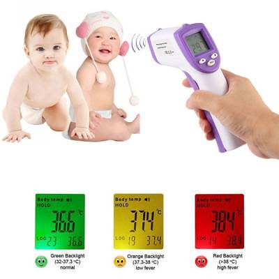 Digital IR Infrared Termometer Non-Contact Forehead Baby/Adult Body Tempreture